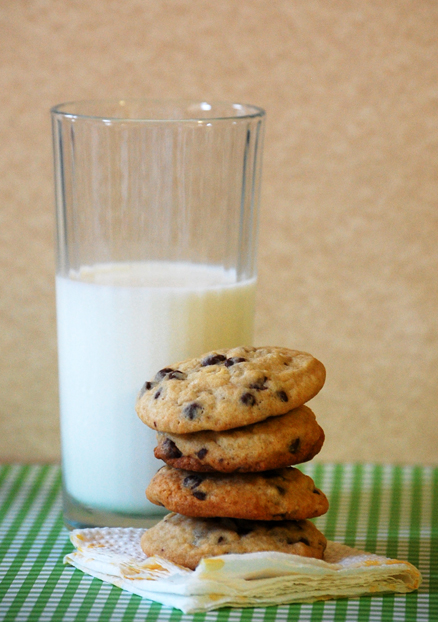 Better-Than-Tollhouse Chocolate Chip Cookies