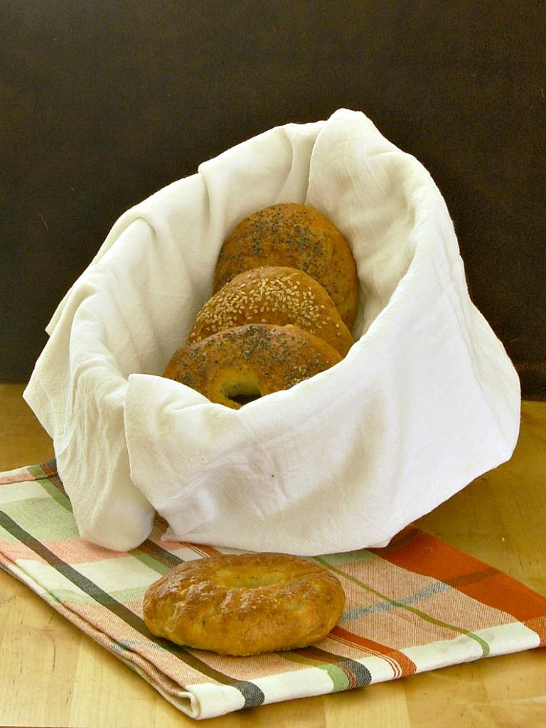 TWD: Bagels