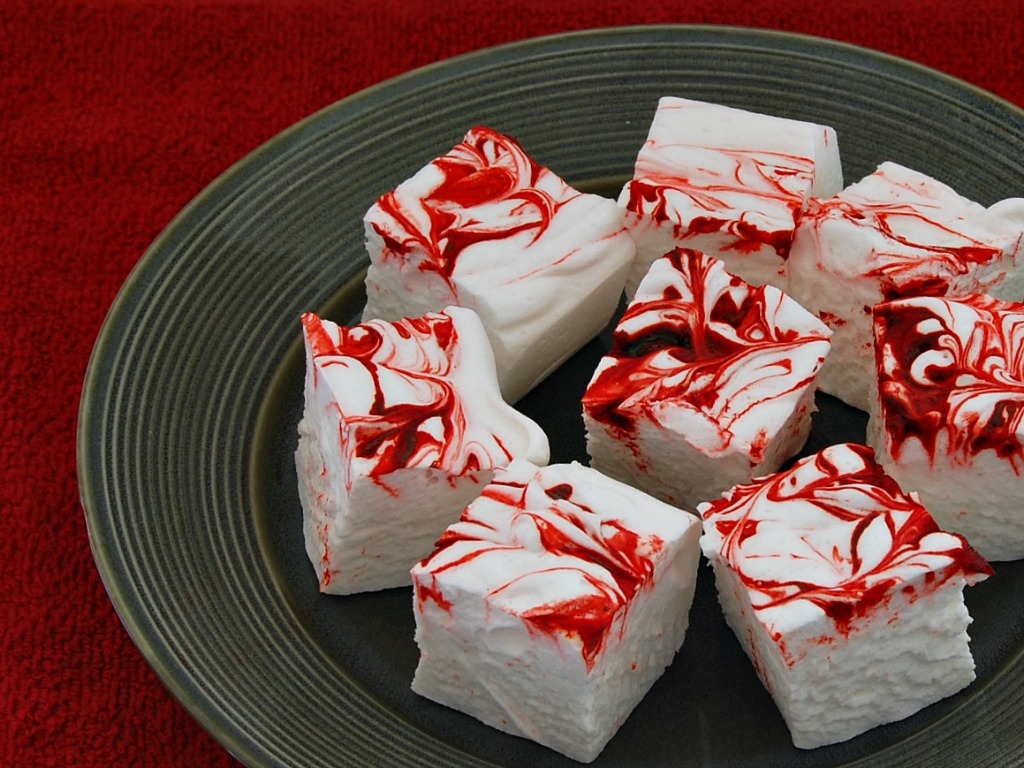 Peppermint Marshmallows: Week 3 of 12 Weeks of Christmas Treats
