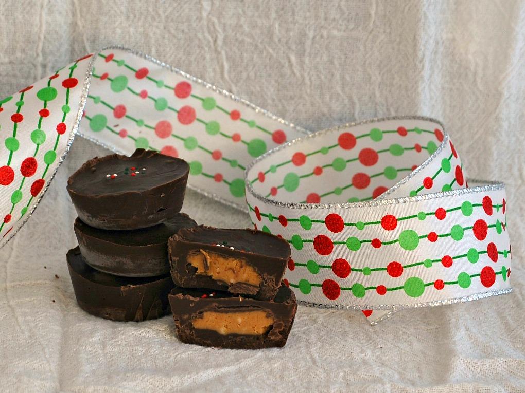 Peanut Butter Cups: Week 6 of 12 Weeks of Christmas Treats
