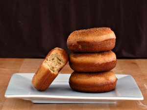 Mulled Apple Cider Donuts   The Redhead Baker