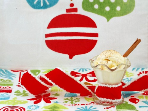 egg nog ice cream 2