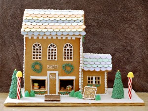 Gingerbread House | The Redhead Baker