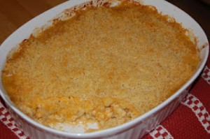 Baked Mac and Cheese   The Redhead Baker
