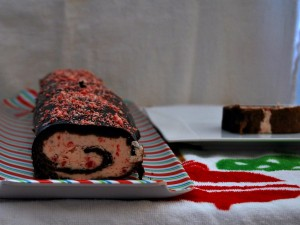 peppermint cake roll-2