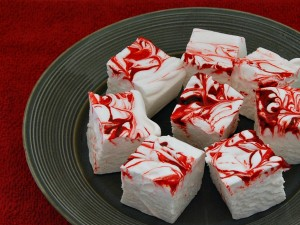 Peppermint Marshmallows | The Redhead Baker