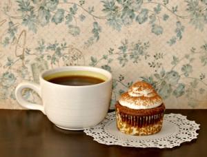 Tiramisu Cupcakes | The Redhead Baker