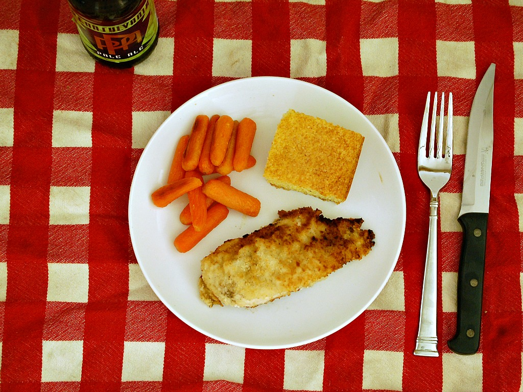 """Buttermilk Oven """"Fried"""" Chicken"""
