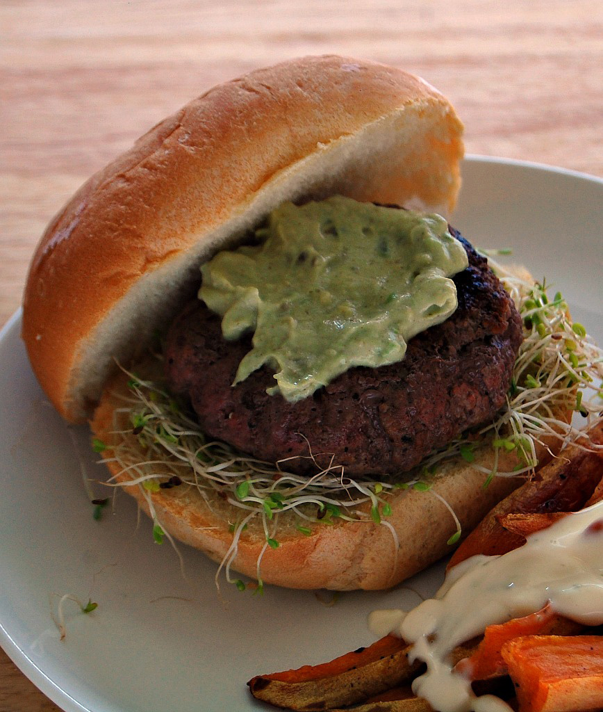 Southern California Style Burgers