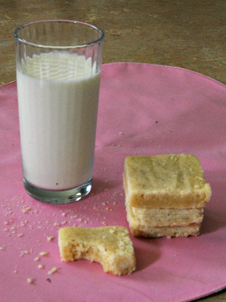 Vanilla Bean Shortbread #Cookies