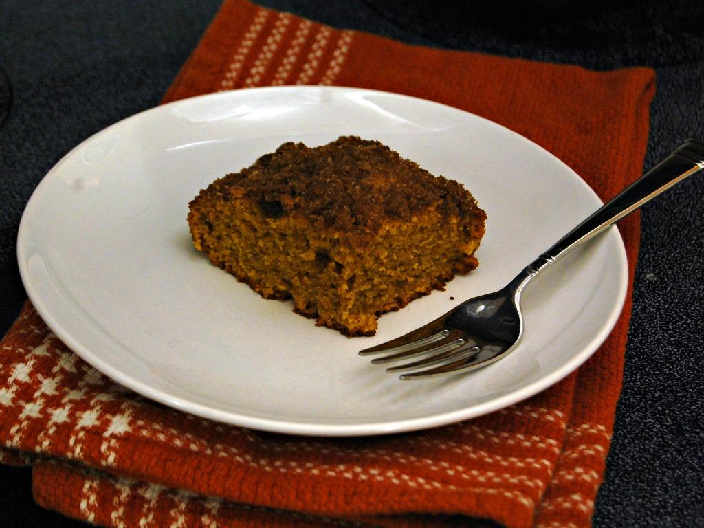 #Pumpkin #Breakfast Cake