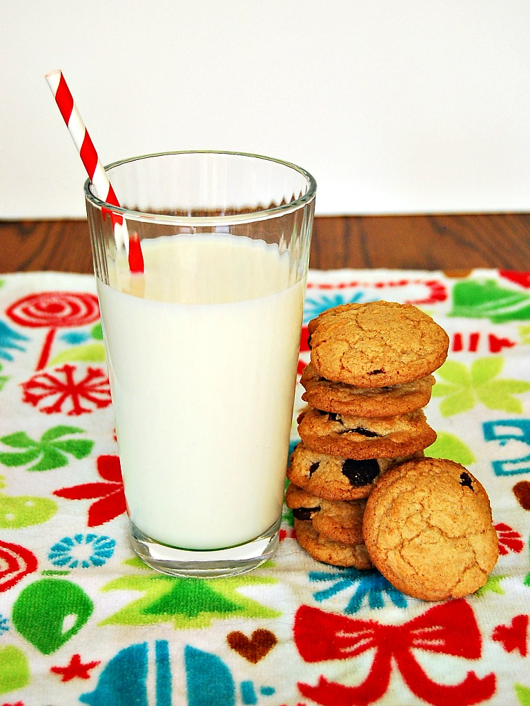 Browned Butter Chocolate Chip Cookies #12DaysofCookies
