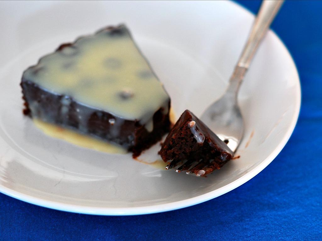 Triple Chocolate Tart {recipe swap}