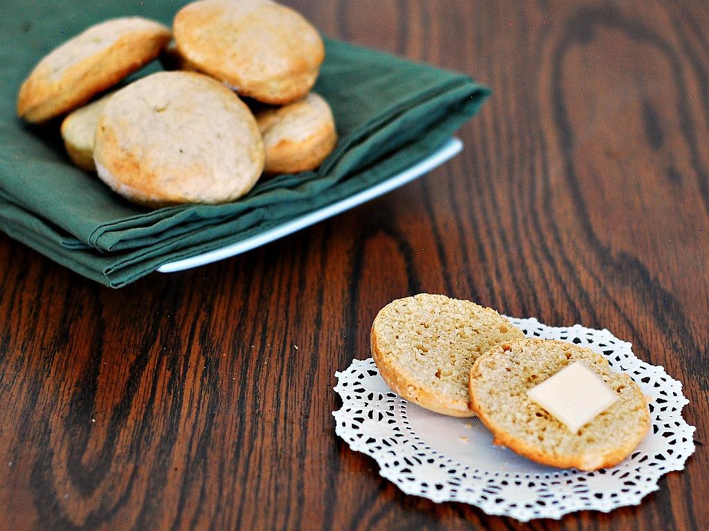 Irish Soda Bread Scones