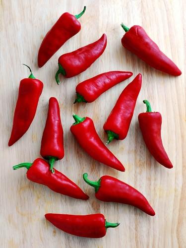 Homemade Sriracha from @TheRedheadBaker #spicy