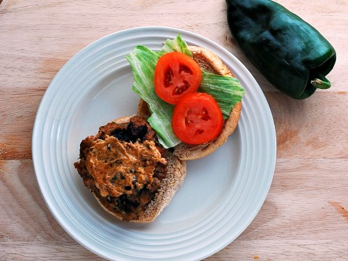 Southwest Turkey Burgers by @TheRedheadBaker #CLBlogger