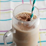 White Russian Milkshakes by @TheRedheadBaker for #IceCreamWeek