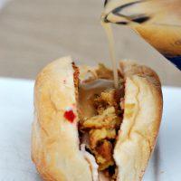 Cranberry and Turkey Sandwiches #SundaySupper
