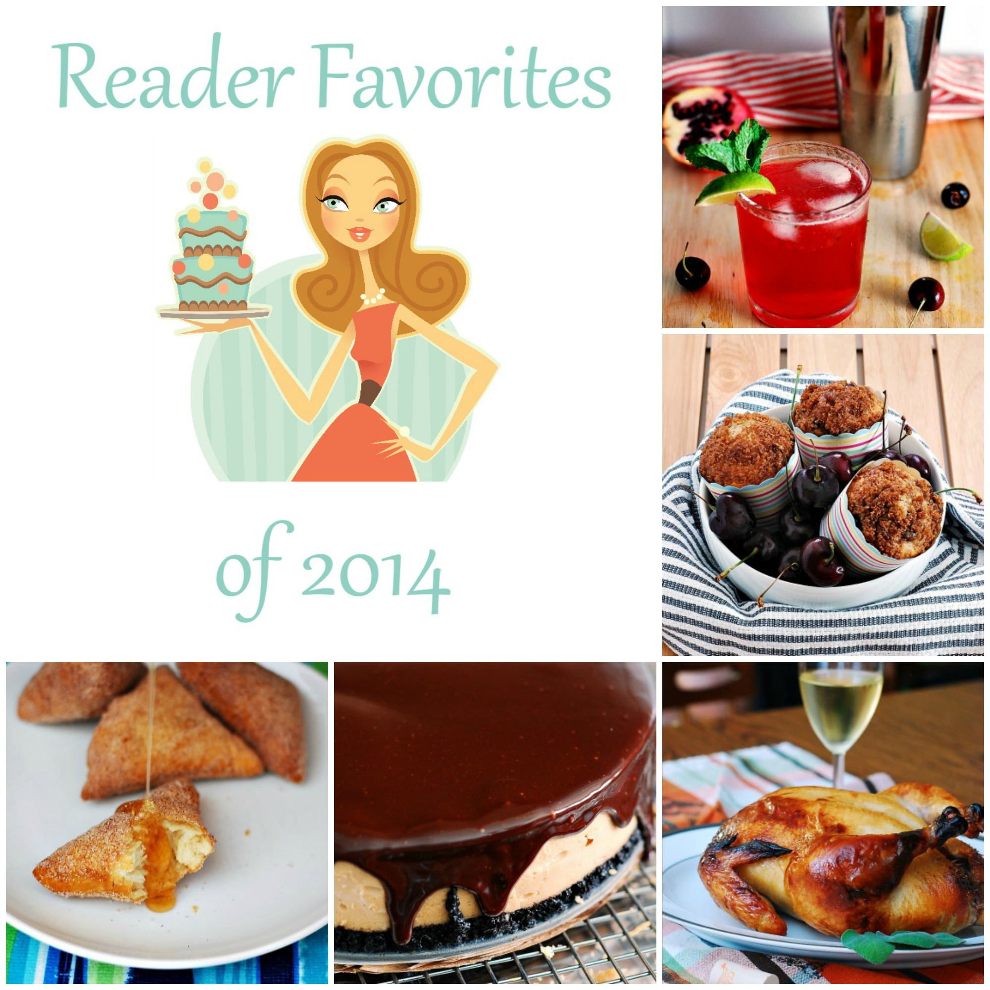 The Redhead Baker Reader Favorites of 2014