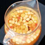Honeycrisp Apple Sangria by @TheRedheadBaker