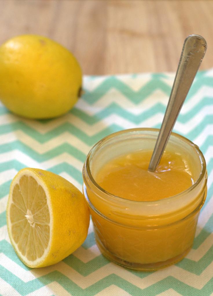 Lemon Curd | theredheadbaker.com