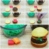 Fake-Out Sliders and Fries #SundaySupper