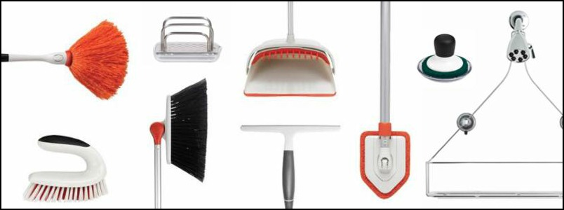 Spring Cleaning with OXO