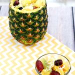 Tropical Fruit Salad #SundaySupper | theredheadbaker.com