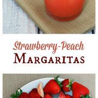 Strawberry-Peach Margarita