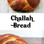 Challah is bread that is enriched with eggs, and traditionally eaten by members of the Jewish religion on the Sabbath and religious holidays. Similar to brioche, it also makes a tasty French toast. #TwelveLoaves