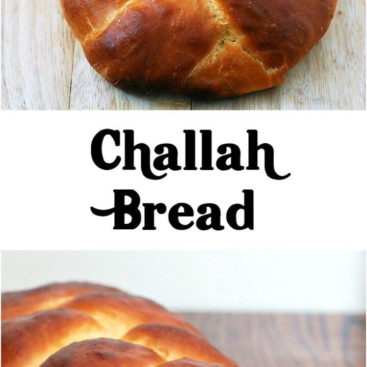 Challah Braid #TwelveLoaves
