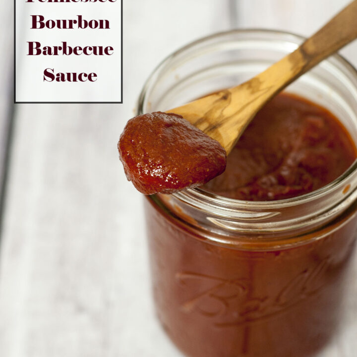 Tennessee Bourbon Barbecue Sauce