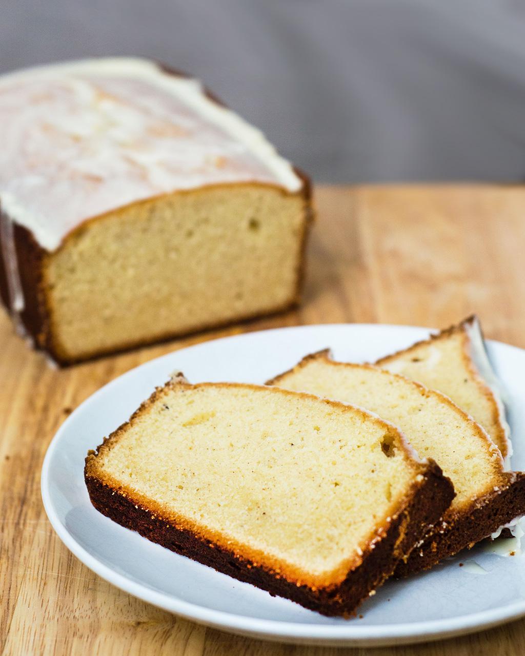 Eggnog Pound Cake Makes A Delicious Christmas Dessert, Or