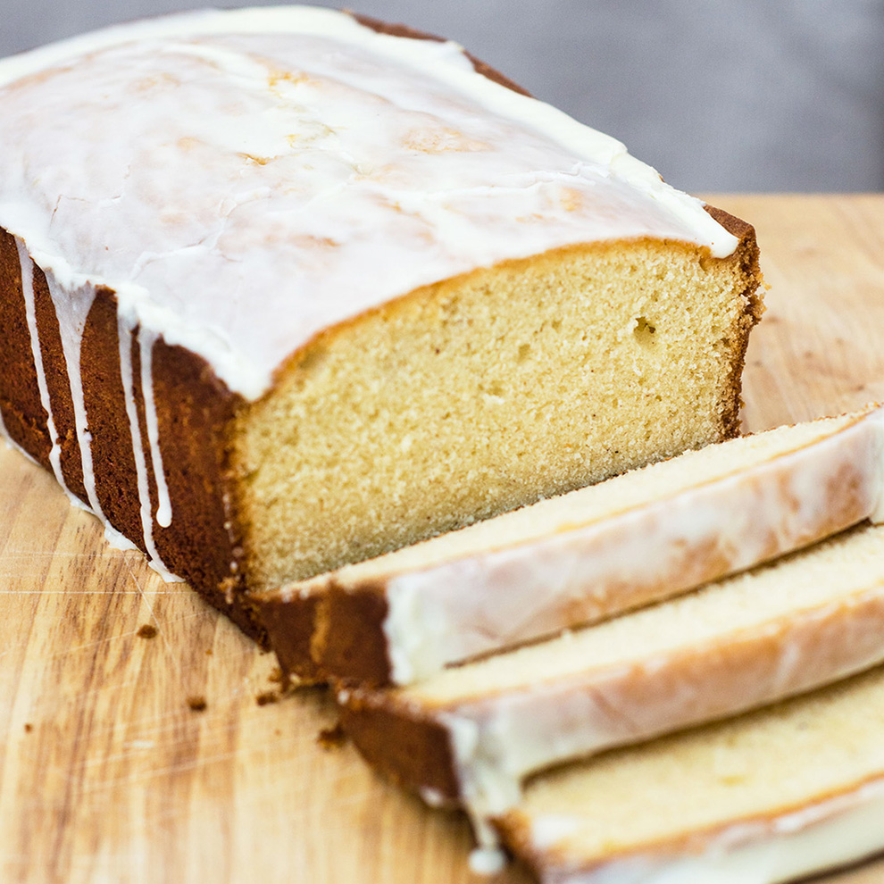 Eggnog Pound Cake An Amazon Gift Card Giveaway The