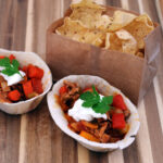Carnitas Chili Bowls
