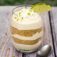 Key Lime Pie Parfaits #BrunchWeek