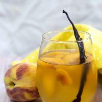 Peach Vanilla Sangria
