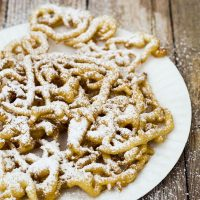 Boardwalk Funnel Cake