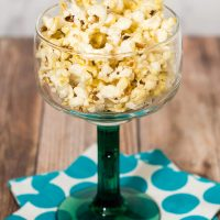 Margarita Popcorn #SundaySupper
