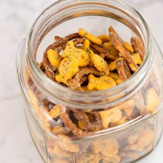 Ranch Goldfish Snack Mix