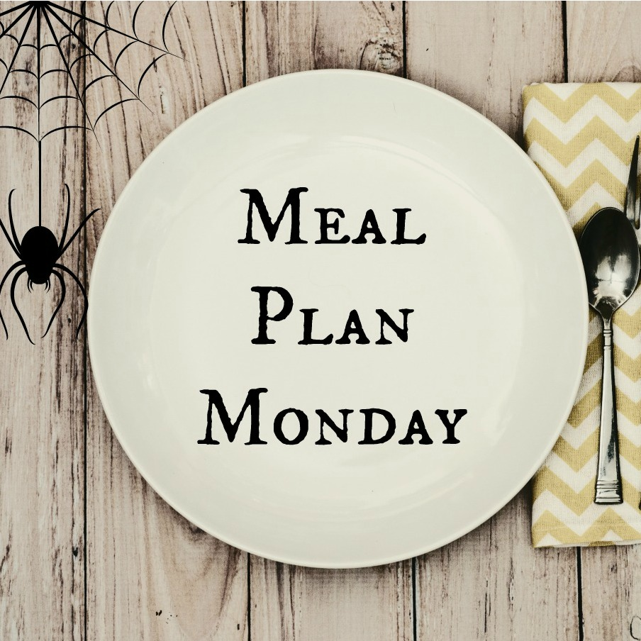 Meal Plan Monday, Halloween edition