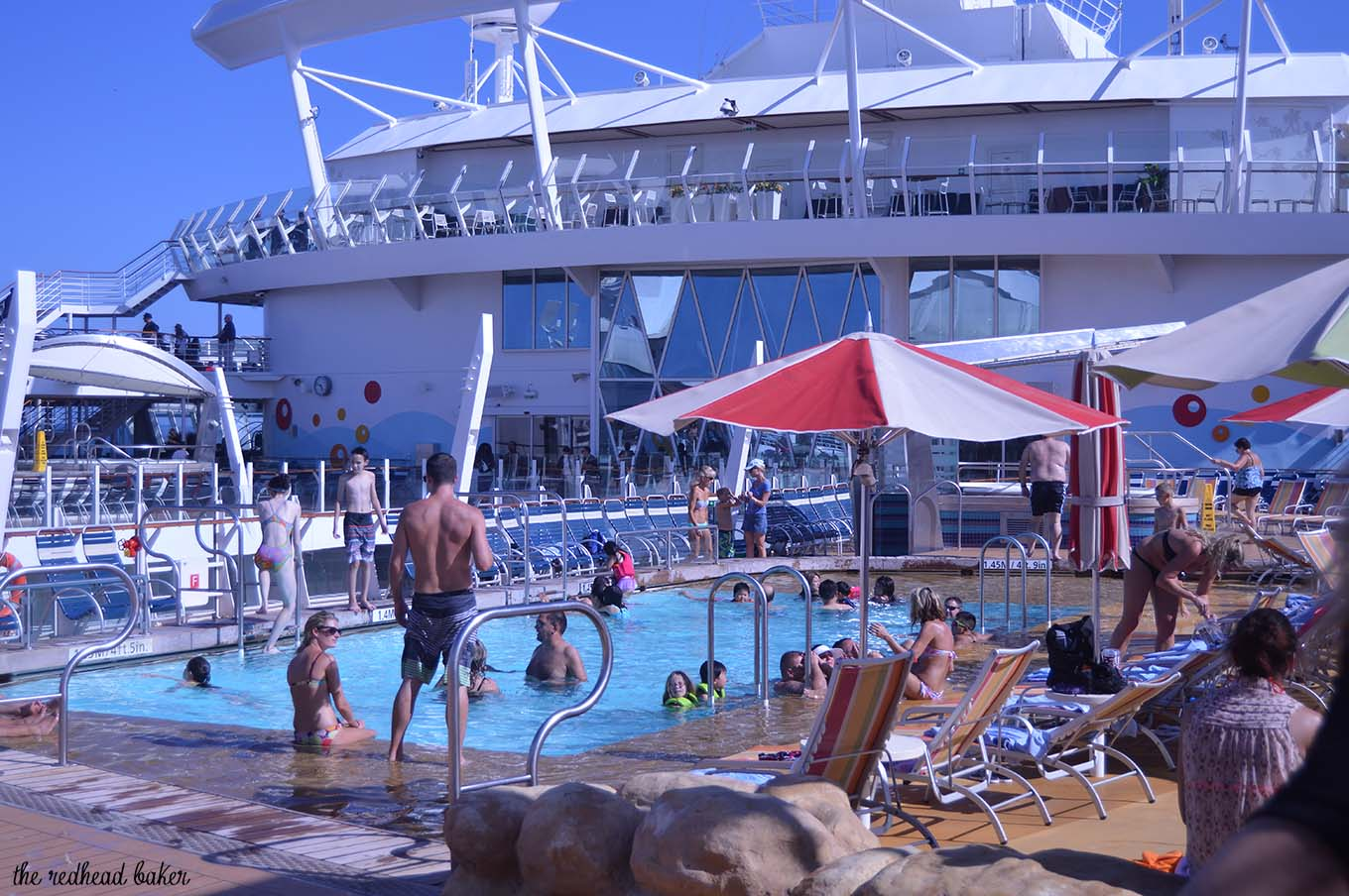 I Recently Took A Caribbean Cruise With My Family On Board Royal Caribbeans Oasis Of The