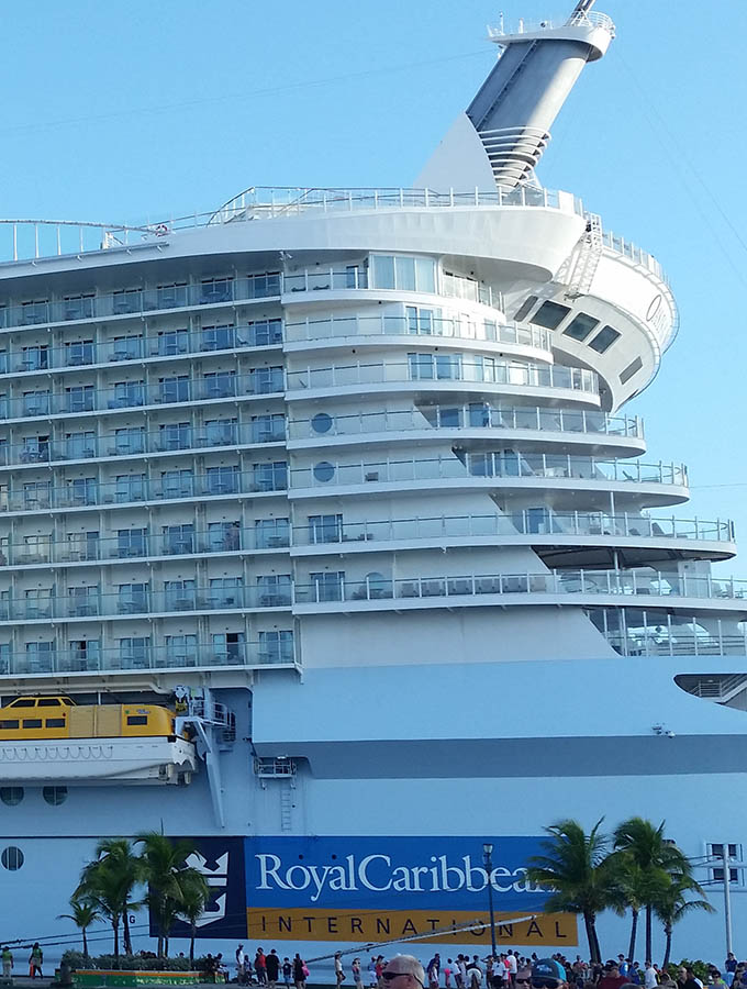 I recently took a Caribbean cruise with my family on board Royal Caribbean's Oasis of the Seas, and I want to share my experience with you!