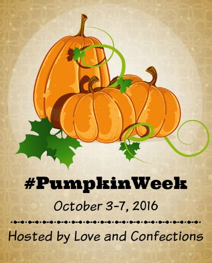 #PumpkinWeek 2016