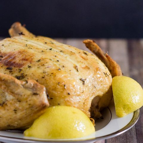 Herb-and-Citrus Dry-Brined Turkey