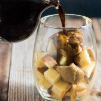 Salted Caramel Affogato Parfaits