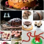 As you plan your Christmas menu, don't forget dessert! I have 60 Christmas cakes and cupcakes that feature flavors like gingerbread and eggnog, and Christmas decorations!