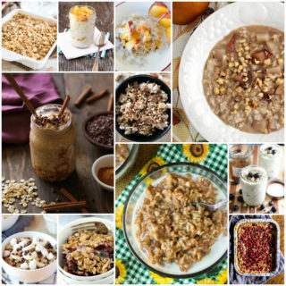 40 Oatmeal Recipes
