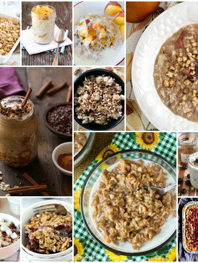 40 Oatmeal Recipes