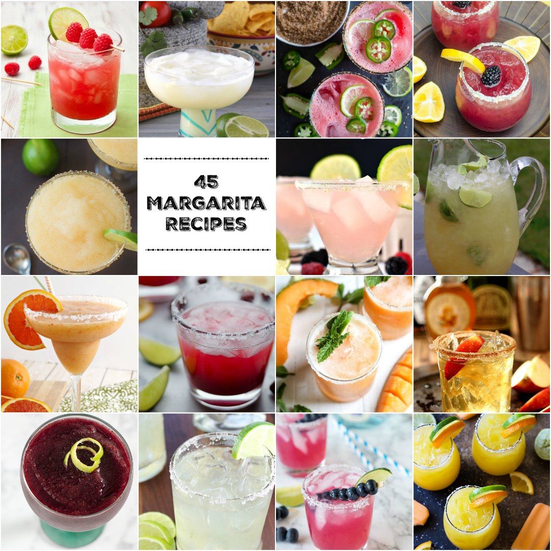 45 Margarita Recipes